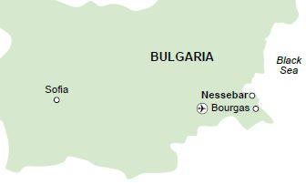 Nessebar map