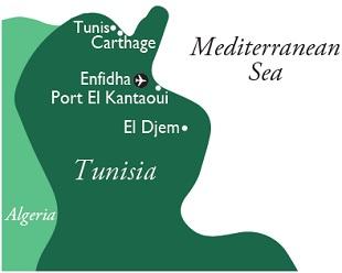 Port el kantaoui, Tunisia