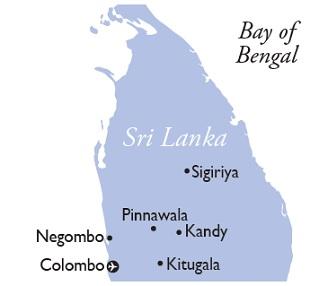 Sri Lanka, Sri Lanka