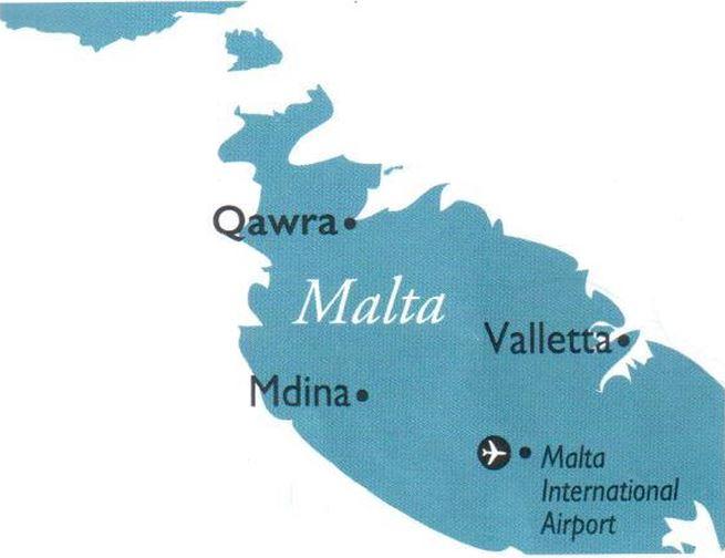Qawra, Malta